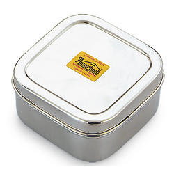 76a0aee04042 Stainless Steel Sandwich Lunch Box