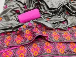 Khicha Silk Saree