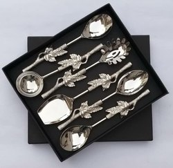 Autumn Cutlery Serving Set
