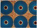 African Print Fabrics - Wax Print