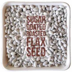 Sugar Coated Roasted Flax Seeds