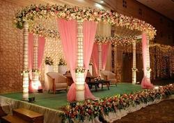 8 Hours Wedding Stage Decorator, Maharashtra, Bangalore