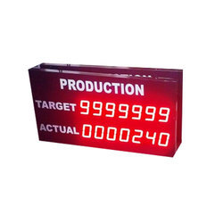 TECHON Production Display Board