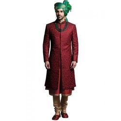 Traditional Groom Sherwani