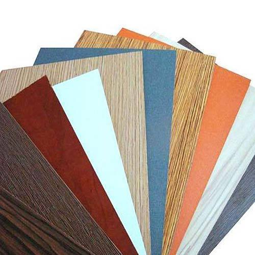 Classic 33 Colors Available Laminated Mdf Board 4 5 Mm