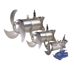 Steel Ate Sulzer ABS RW Blending Mixer