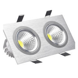 50W Maxi-S Dual LED Recessed COB Down Light