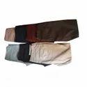 Ladies Plain Cotton Pant