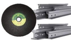 Abrasive Rail Cutting Wheel