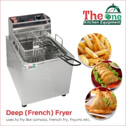 The One Deep Fryer Machine, for Hotel