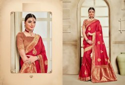 Banarasi Silk Sarees From Catalog Ramayan Vol 5