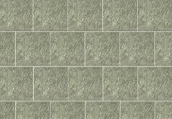 Canto Green Tiles, Thickness: 5-10 mm