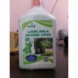 Lauki Amla Arjuna Juice