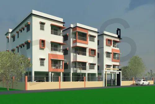 Revit and Sketchup Modeling Services in Urban, Bengaluru, Au2mek