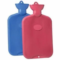 Coronation rubber hot water bottle