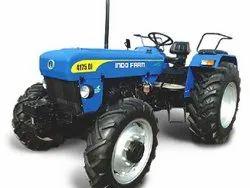 Indo Farm 4175 DI 4WD, 75 hp Tractor, 2600 kg