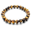 SSGJ Natural Stones Healing Bracelet Tiger Eye Bracelet shree shyam gems and jewellery