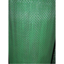 Green Twill Colored Wire Mesh, For Mosquito net, Thickness (millimetre): 2-4 Mm