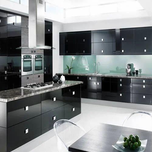 Kitchen Cabinets White High Gloss: High Gloss Kitchen Cabinet
