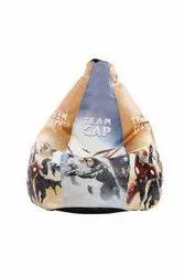 Digital Printed Jumbo Bean Bag