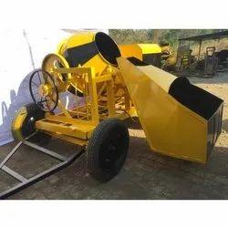 MS Hydraulic Hopper Concrete Mixer