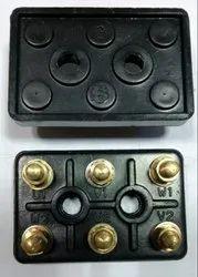 Brass Terminal Motor Plates