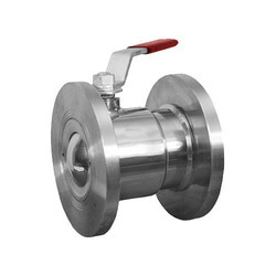 Flanged End Mild Steel 3 Way Ball Valves