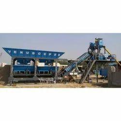 Venus Mobile Concrete Batching Plant, For Construction, Model Name/Number: Ccp 20