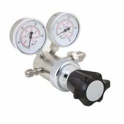 Nitrogen Gas Pressure Regulator