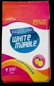 White Marble Lemon 500 Gm Washing Powder, For To Remove Stains From Clothes, Packaging Type: Packet