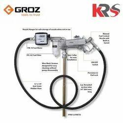 GROZ Motorised Barrel Pumps