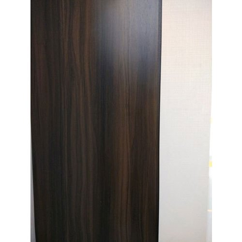 Brown Glossy Laminated Plywood Sheet, Thickness: 1 - 3mm