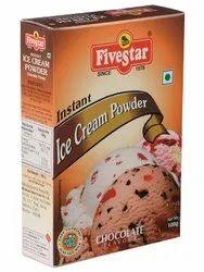 Chocolate Ice Cream Box