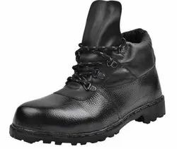 SP-High Ankle Nitrile Rubber Safety Shoe