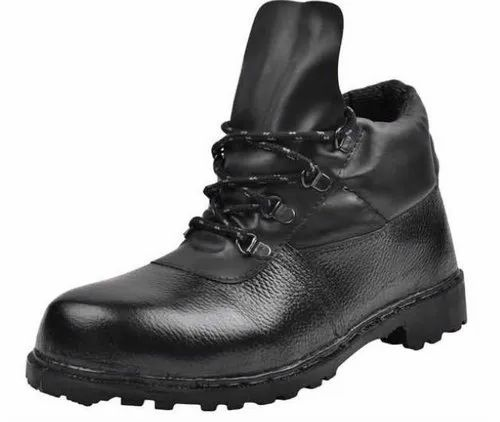 fbe5e5d178d Safety Shoes - Brown Safety Shoes Manufacturer from New Delhi