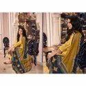 Ladies Pashmina Dress Material