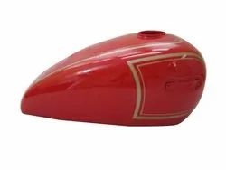 Ariel 500Cc Red Painted Petrol Tank (Reproduction) NeW