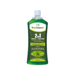 Aloe Vera Shampoo Plus Conditioner