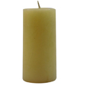 2 Inch Plain Pillar Candle
