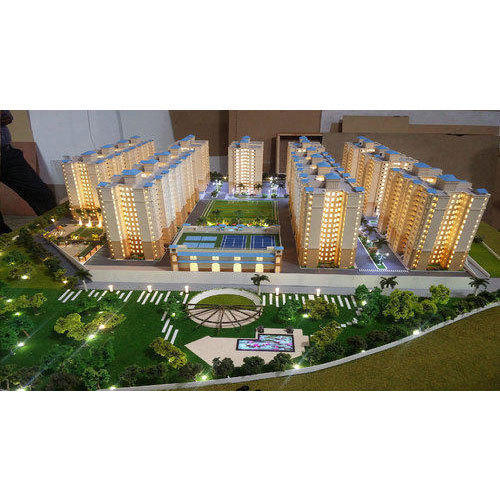 3D Township Model Making Service in Pul Pehlad Pur, New