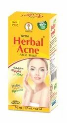 Omni Herbal Face Wash, For Twice A Day, Age Group: Adults