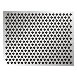 Perforated Square Metal Sheet