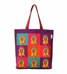 Pop Taxi Canvas Tote Bag