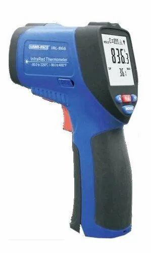 Kusam Meco IRL 866 Digital Infrared Thermometer, -50°C to 2250°C