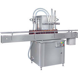 Automatic Bottle Rinsing Filling Machines