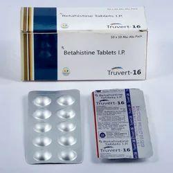 Betahistine Tablets IP