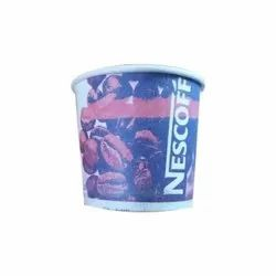 Disposable Paper Coffee Cup, Packaging Type: Packet, Packet Size: 100 Pieces