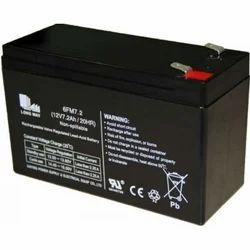 Exide 12 V - 7 AH SMF Battery