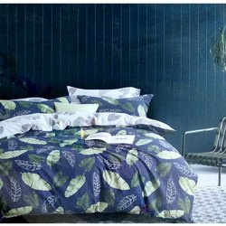 Sig. Trump Leaf Double Bed Sheet