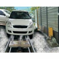 Under Body Car Washing